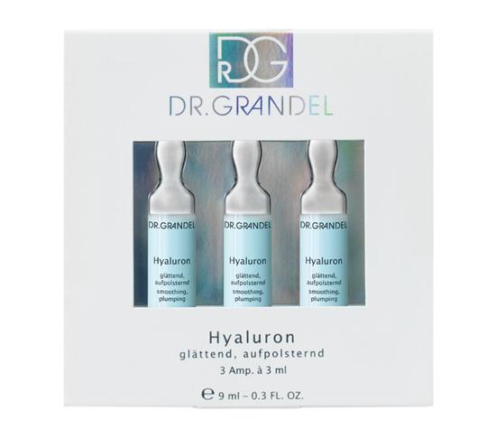 Bild von Dr. Grandel Professional Collection - Hyaluron Ampulle  - 3 x 3 ml