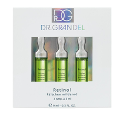 Bild von Dr. Grandel Professional Collection - Retinol Ampulle - 3 x 3 ml