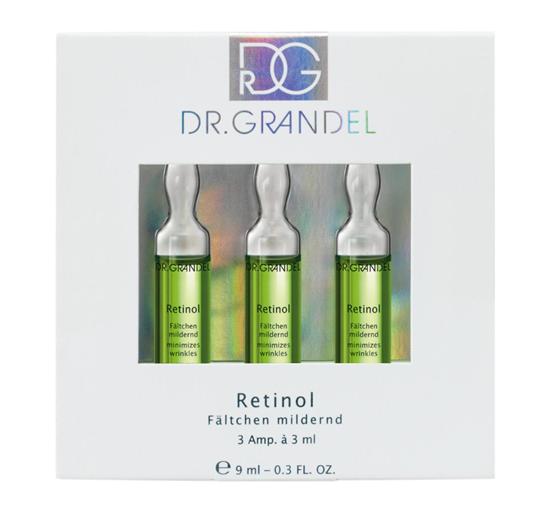 Bild von Dr. Grandel Professional Collection - Retinol Ampulle - 3 x 3 ml