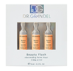 Bild von Dr. Grandel Professional Collection - Beauty Flash Ampulle - 3 x 3 ml