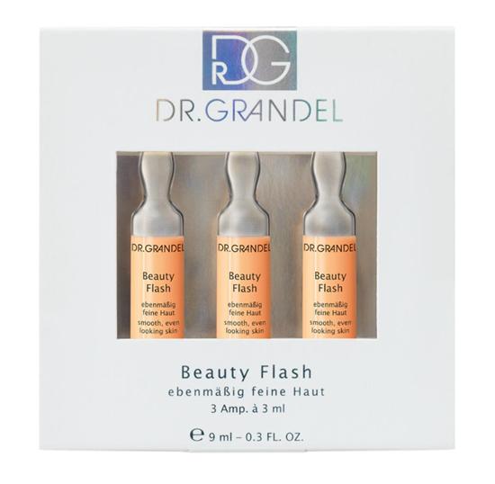 Bild von Dr. Grandel Professional Collection - Beauty Flash Ampulle - 3 x 3 ml