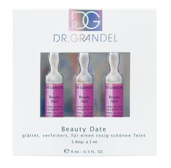 Bild von Dr. Grandel Professional Collection -  Beauty Date Lift Ampulle - 3 x 3 ml