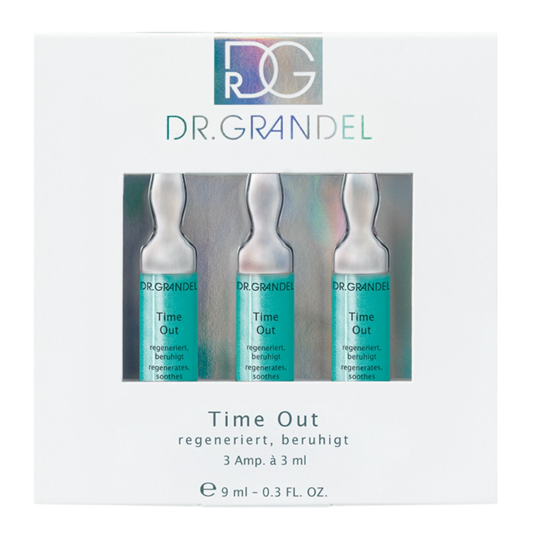 Bild von Dr. Grandel Professional Collection -  Time Out Lift Ampulle - 3 x 3 ml