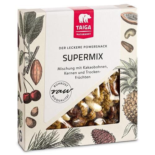 Bild von Taiga Naturkost - Supermix - Bio - Rohkost-Qualität - 1000 g