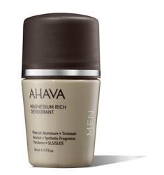 Bild von Ahava - Magnesium Rich Deodorant Men - 50 ml