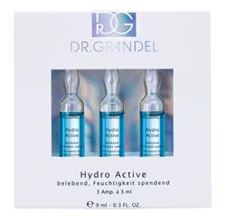 Bild von Dr. Grandel Hydro Active - Ampulle - 3 x 3 ml
