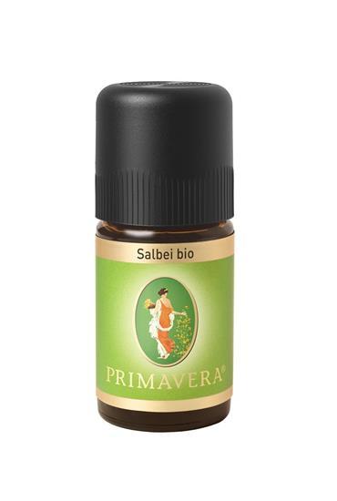 Bild von Primavera - Ätherisches Öl - Salbei - Bio - 5 ml