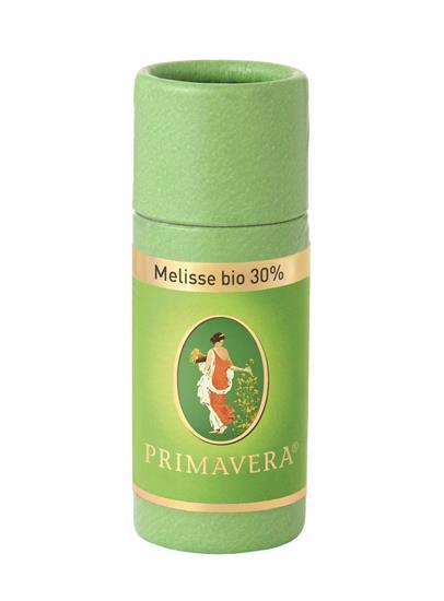 Bild von Primavera - Ätherisches Öl - Melisse 30% - Bio - 1 ml