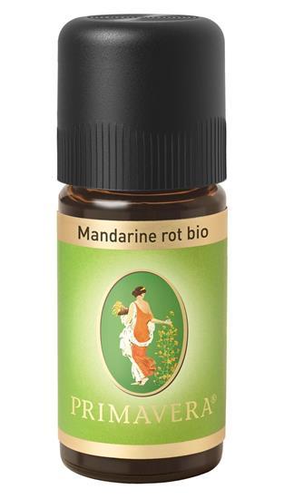 Bild von Primavera - Ätherisches Öl - Mandarine rot - Bio - 10 ml