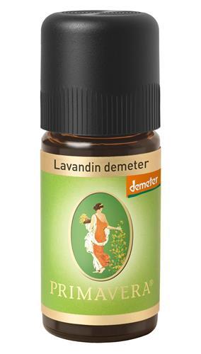 Bild von Primavera - Ätherisches Öl - Lavandin demeter - Bio - 10 ml