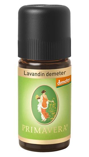 Bild von Primavera - Ätherisches Öl - Lavandin demeter - Bio