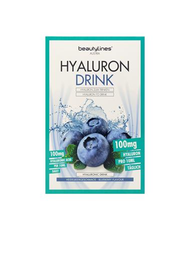 Bild von Beautylines - HyaDrink - Hyaluron-Drink - 2 x 250 ml