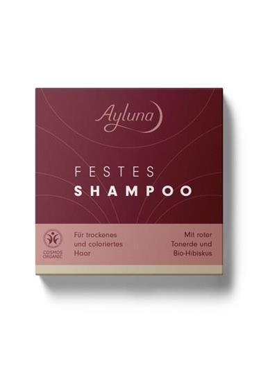Bild von Ayluna - Festes Shampoo für trockenes Haar - 60 g