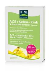Bild von Fitne - ACE + Selen + Zink Schwarzkümmelöl 60 Kapseln - 32 g