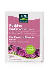 Bild von Fitne - Rotklee Isoflavone - 60 Kapseln