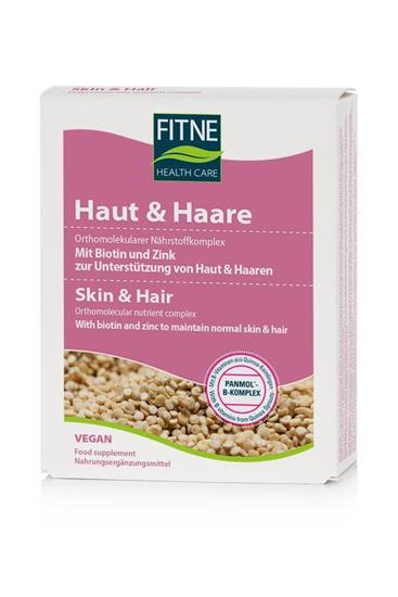Bild von Fitne - Haut & Haare Nährstoffkomplex - 60 Kapseln