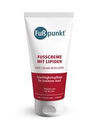 Bild von Fußpunkt - Fußcreme mit Lipiden und 10% Urea - 150 ml