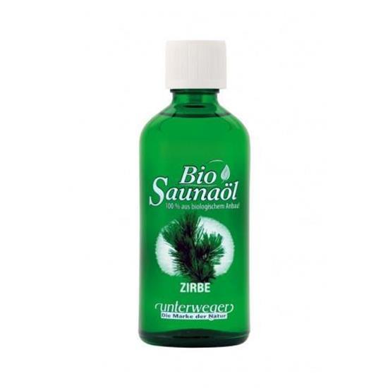 Bild von Unterweger - Bio Saunaöl Zirbe - 100 ml