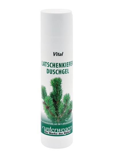 Bild von Unterweger - Latschenkiefer Duschgel - 250 ml