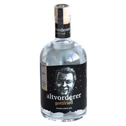Bild von altvorderer - Gin gottfried / 41% Vol. - Mit einer Note von Thymian, Salbei, Rosmarin & Koriander -  0,5 l