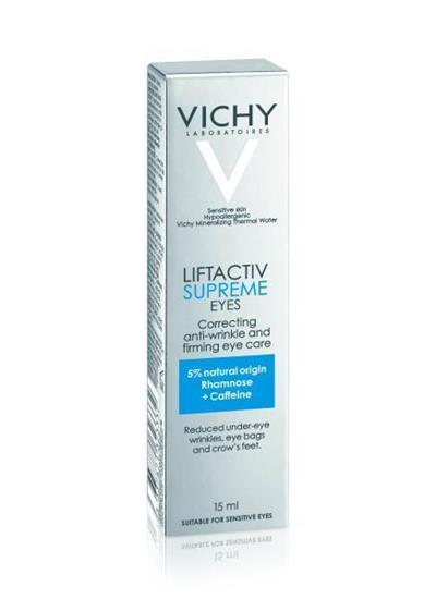 Bild von VICHY Liftactiv Supreme - Anti-Falten & Straffheitspflege für die Augen - 15 ml