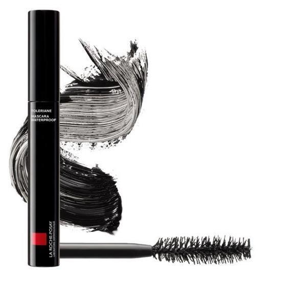 Bild von LA ROCHE-POSAY Toleriane Mascara Waterproof - Auch für empfindliche Augen - Wasserfeste Wimperntusche / Schwarz - 7,6 ml