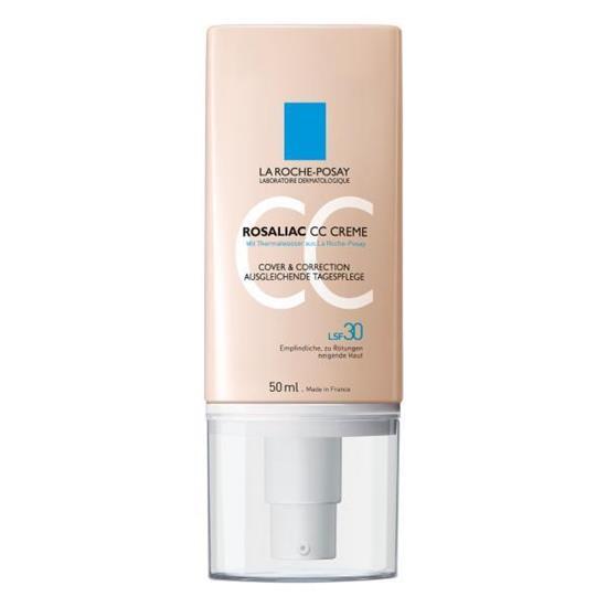 Bild von LA ROCHE-POSAY Rosaliac CC Creme - Für trockene und empfindliche Haut - Rötungen abdeckende Tagespflege mit LSF 30 - 50 ml
