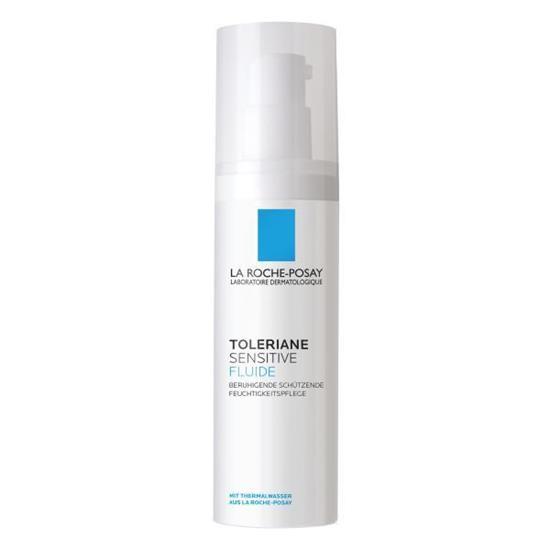 Bild von LA ROCHE-POSAY Toleriane Sensitive Fluid - Für empfindliche Mischhaut - Schont das Mikrobiom - 40 ml
