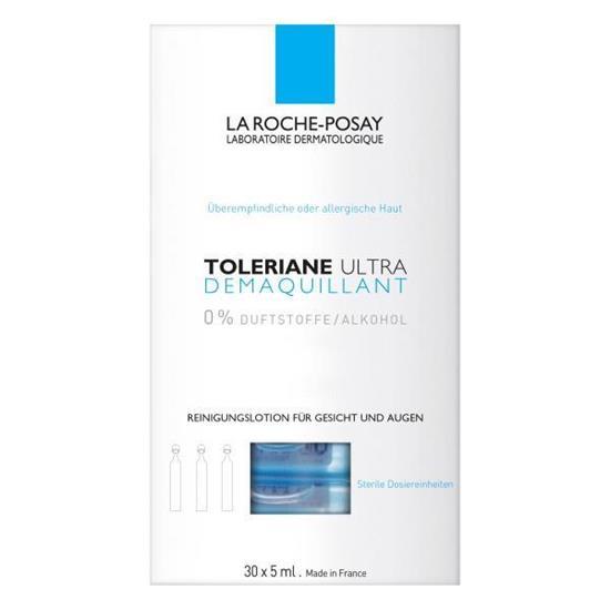 Bild von LA ROCHE-POSAY - Toleriane - Ultra Reinigungslotion - 30 x 5 ml