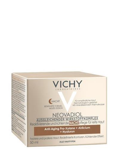 Bild von VICHY Neovadiol - reaktivierende Nachtpflege für reife Haut - 50 ml
