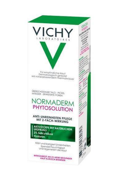 Bild von VICHY Normaderm - Phytosolution Pflege gegen Hautunreinheiten - 50 ml