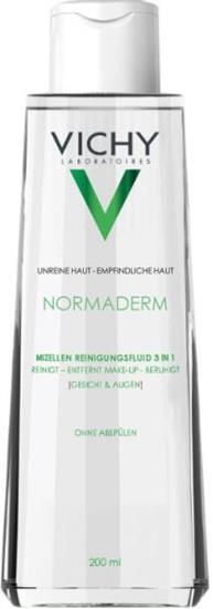 Bild von VICHY Normaderm - 3in1 Mizellen Reinigungsfluid - 200 ml