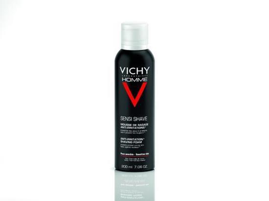 Bild von VICHY Homme Sensi Shave Rasierschaum - 200 ml