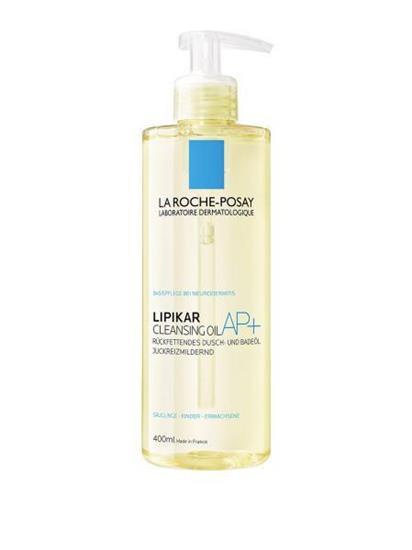 Bild von LA ROCHE-POSAY - Lipikar - AP+ Rückfettendes Dusch- und Badeöl - 400 ml