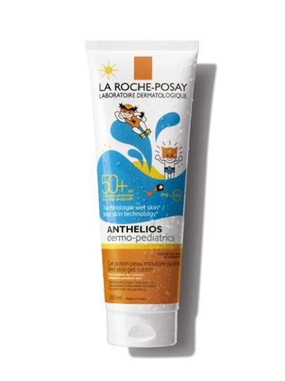 Bild von LA ROCHE-POSAY - Anthelios - Dermo-Kids Wet Skin Gel LSF 50+ - 250 ml