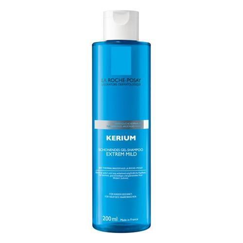 Bild von LA ROCHE-POSAY - Kerium - Extrem mild - Kopfhautschonendes Gel-Shampoo - 200 ml
