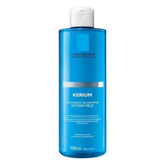 Bild von LA ROCHE-POSAY - Kerium - Extrem mild - Kopfhautschonendes Gel-Shampoo