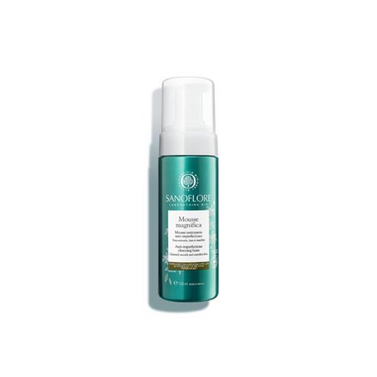 Bild von SANOFLORE Mousse Magnifica - Reinigungsschaum für unreine Haut - 200 ml