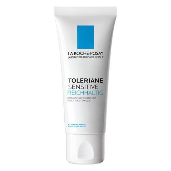 Bild von LA ROCHE-POSAY - Toleriane - Sensitive - reichhaltige Feuchtigkeitspflege - 40 ml