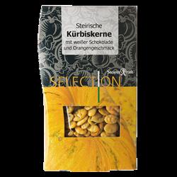Bild von Steirerkraft - Steirische Kürbiskerne Orangen-Schokolade Selection - 100 g