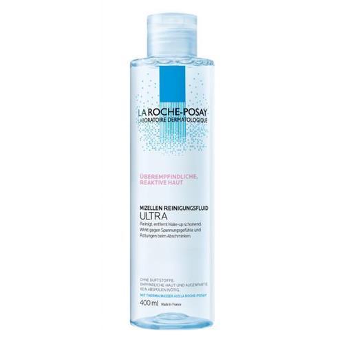 Bild von LA ROCHE-POSAY - Mizellen Reinigungsfluid Ultra - 400 ml