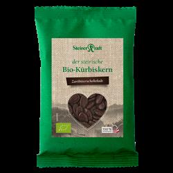 Bild von Steirerkraft - Steirische Kürbiskerne Zartbitter BIO Premium - 40 g
