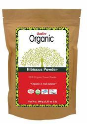 Bild von Radico - Hibiskus Kräuterpflegepackung für das Haar - 100 g