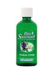 Bild von Unterweger - Bio Saunaöl Thymian Zitrone - Mit reinen ätherischen Ölen - 100 ml