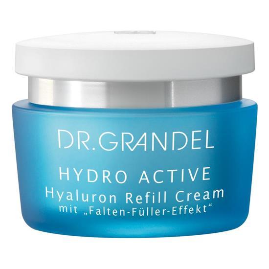 Bild von Dr. Grandel Hydro Active - Hyaluron Refill Cream Gesichtscreme - 50 ml