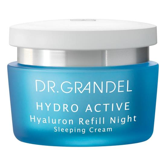 Bild von Dr. Grandel Hydro Active - Hyaluron Refill Night Cream - 50 ml