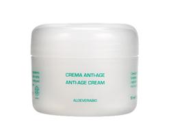 Bild von Bioearth -  Aloe Vera Anti Aging Cream - 50 ml