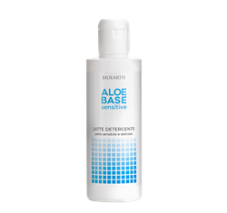 Bild von Bioearth - Reinigungsmilch mit Aloe Vera - 200 ml