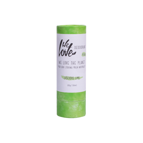 Bild von We Love The Planet - Natürlicher Deostick – Luscious Lime - 65 g