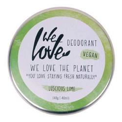 Bild von We Love The Planet - Vegane Deocreme Luscious Lime - 48 g